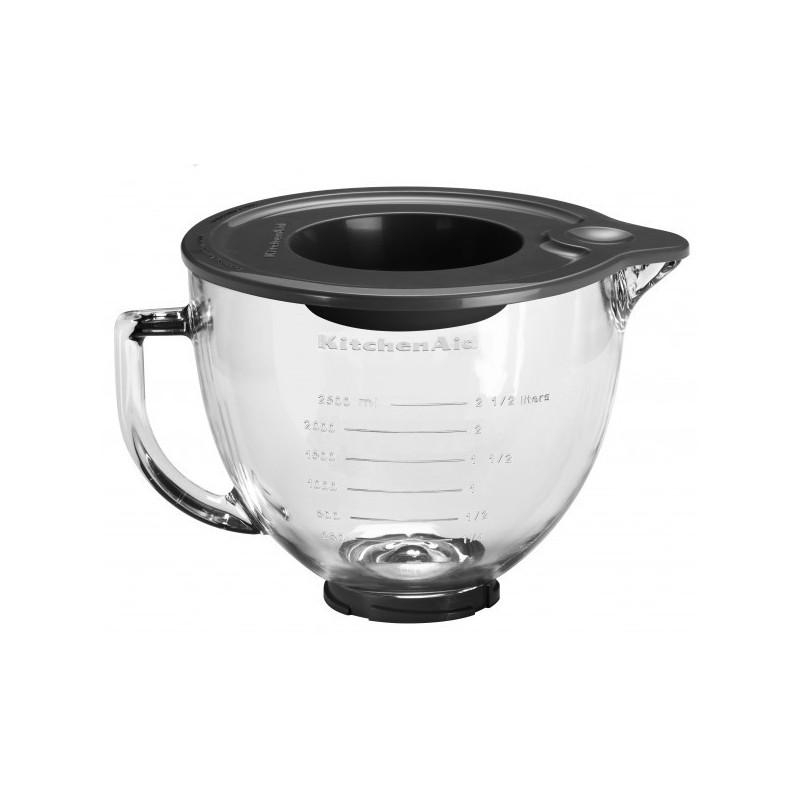 KitchenAid glasskål på tilbud.