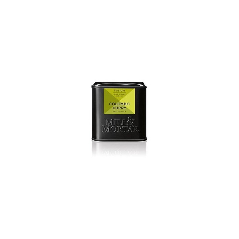 Mill og Mortar økologisk colombo curry.