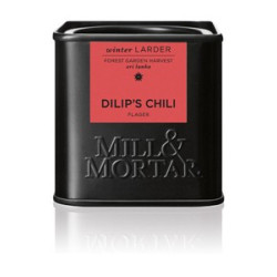 Mill og Mortar Dilip's chili.