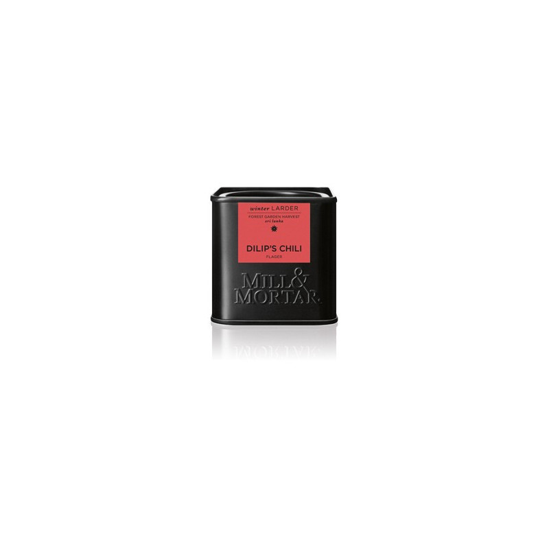 Mill og Mortar chili.