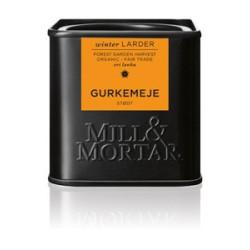 Mill og Mortar økologisk gurkemeje.