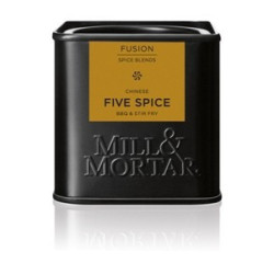 Mill og Mortar kinesisk five spice.