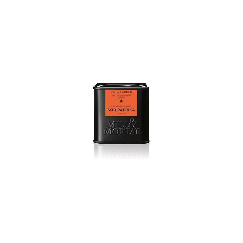Mill og Mortar økologisk paprika.