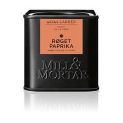 Mill og Mortar røget paprika.