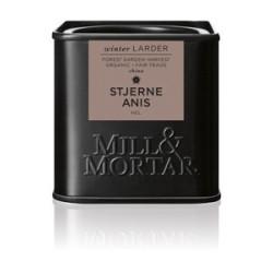 Mill og Mortar økologisk stjerneanis.