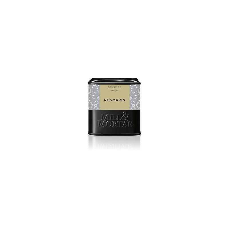 Mill og Mortar økologisk rosmarin.