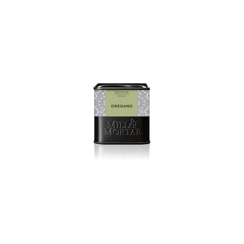 Mill og Mortar oregano.