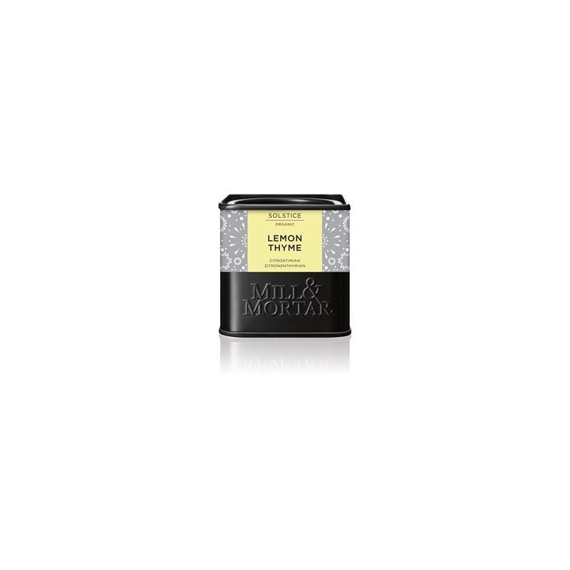Mill og Mortar Citron timian.