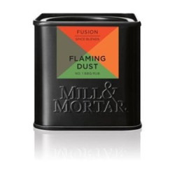 Mill og Mortar Flaming Dust.