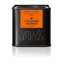 Mill og Mortar Cayenne Peber.