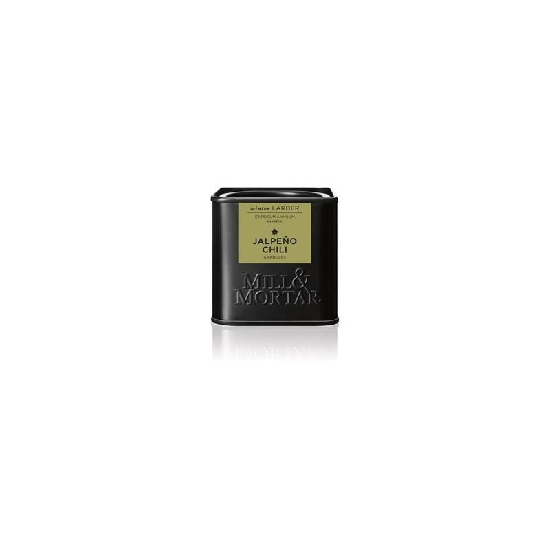 Mill og Mortar Jalapeno chili.
