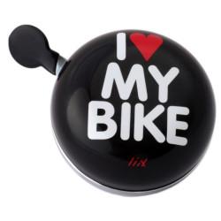 Liix ringeklokke. I love my bike.