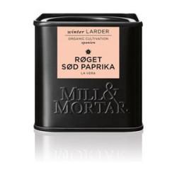 Mill og Mortar røget sød paprika.
