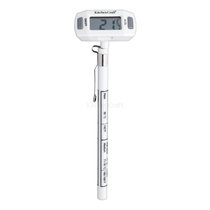 sukkertermometer digitalt