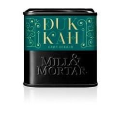 Dukkah grøn økologisk fra Mill og Mortar.