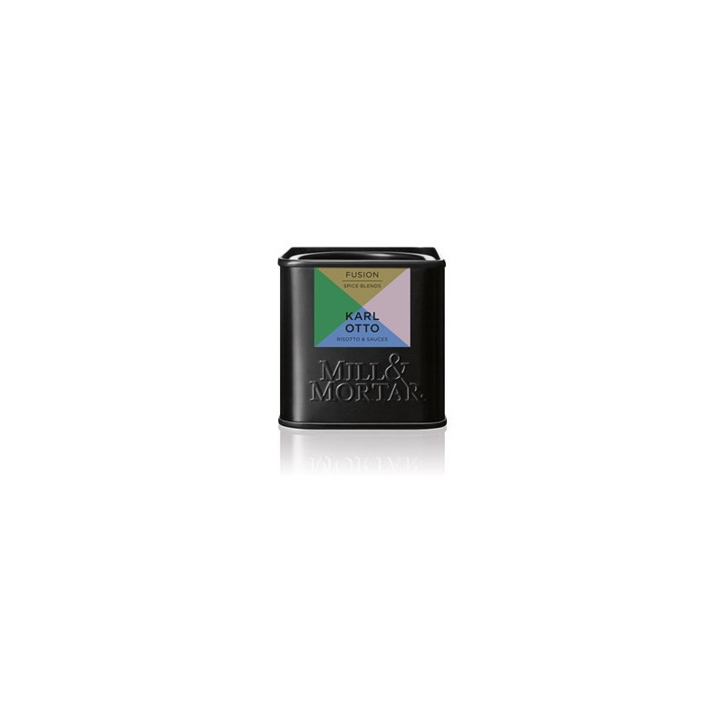 Mill og Mortar Karl Otto. Økologisk.