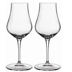 Luigi Bormioli whiskyglas og romglas.