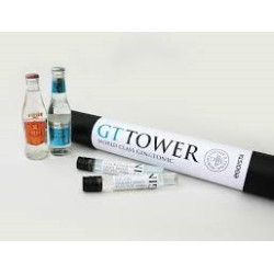 GT Tower. World Class Gin & Tonic kit.