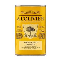 A L'olivier olivenolie med grapefrugt.