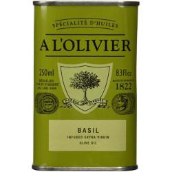 A L'olivier olivenolie med basilikum.