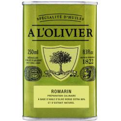 A L'olivier olivenolie med rosmarin.