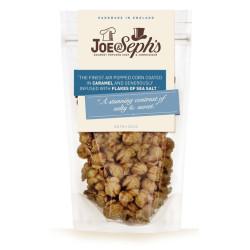 Joe & Seph's popcorn med dobbelt salt og karamel.