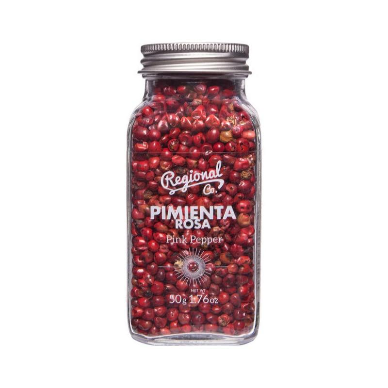 Rosenpeber. Rød peber.