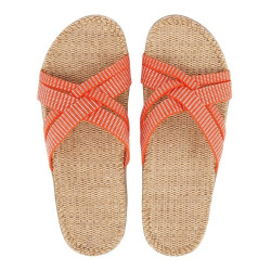 Shangies sandaler. Orange.