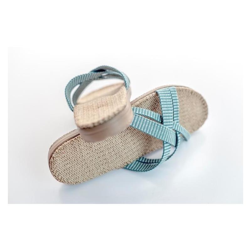 Shangies sandaler. Grøn.