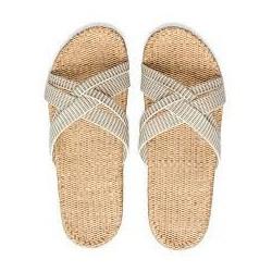 Shangies sandaler. Natur.