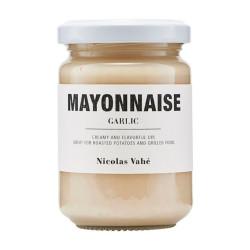 Nicolas Vahé delikatesser. Mayonnaise med hvidløg.