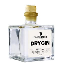 Copenhagen Distillery Dry Gin.