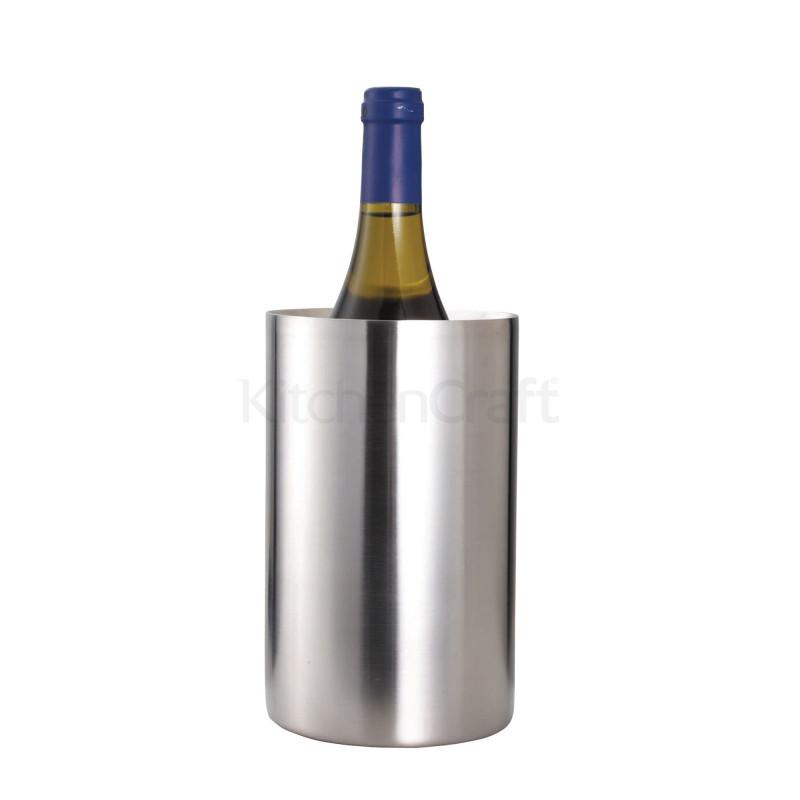 Vinkøler i rustfrit stål.