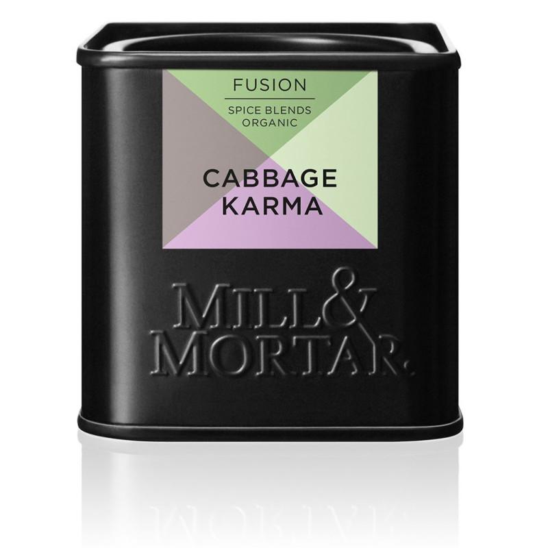 Mill og Mortar Cabbage Karma. Krydderi til kål.