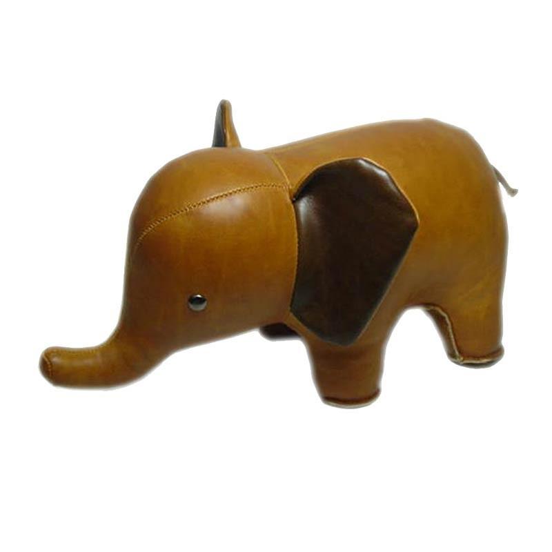 Züny elefant i skind.