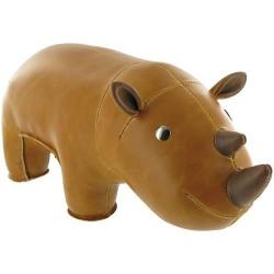 Züny næsehorn i skind.
