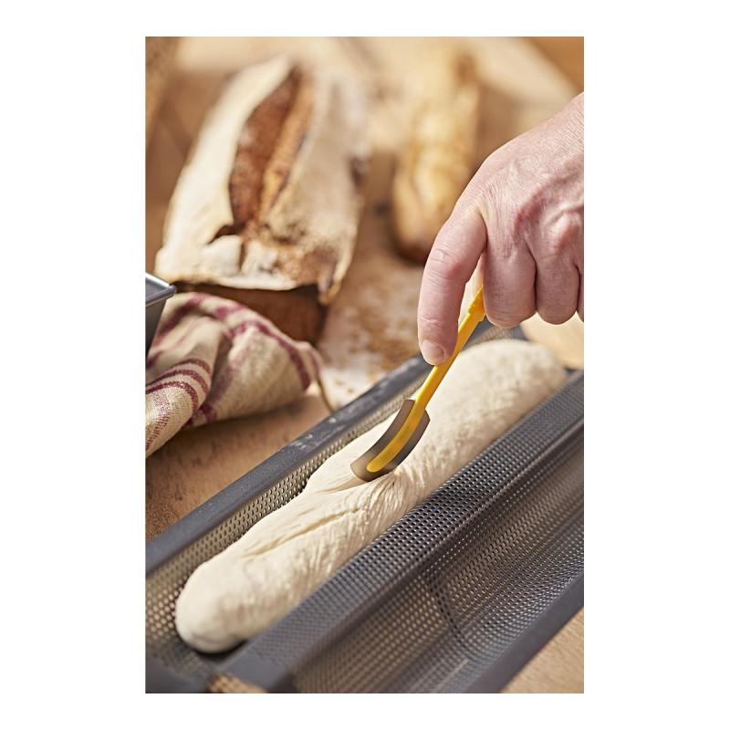 De Buyer snittekniv til brød.