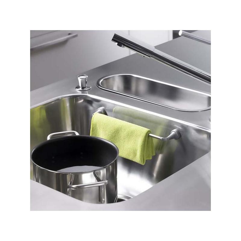 Reenbergs karkludstang til at hænge i vasken.