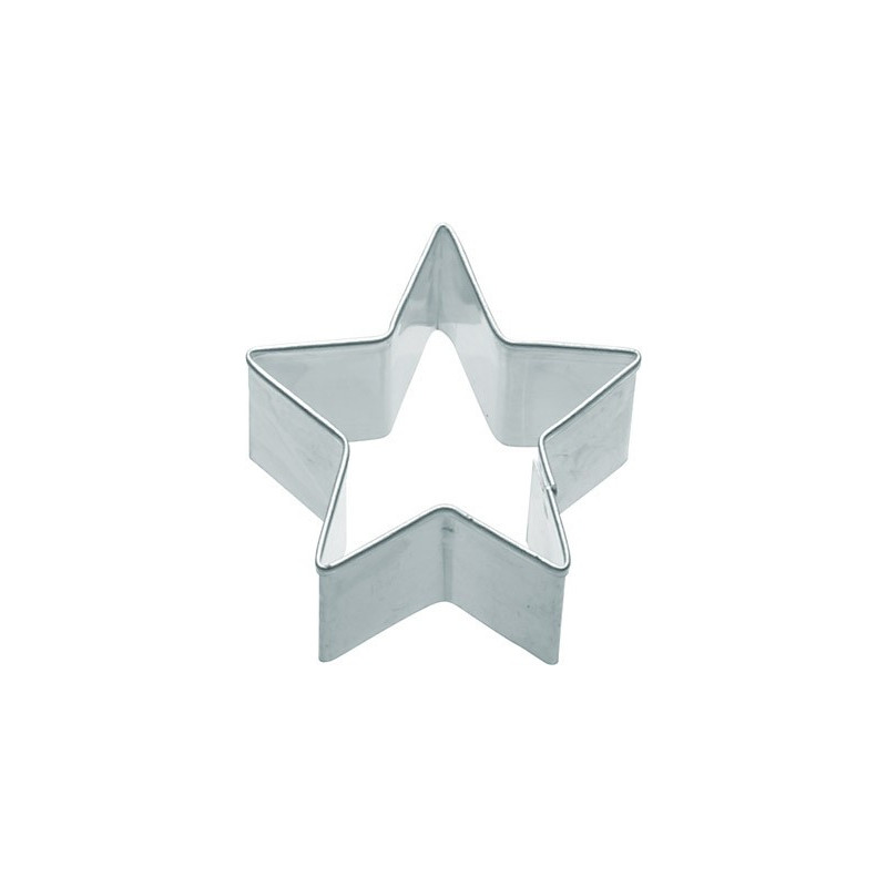 Udstiksform til stjerne.