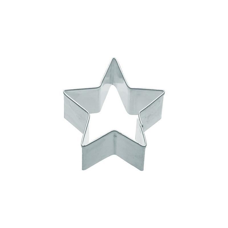Udstiksform stjerne.